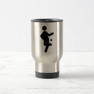 Footbag Coffee Mug