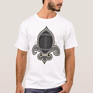Footbal de Lis -bw T-Shirt