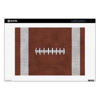 "Football 13"" Laptop Decal"