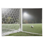 Football 3 placemat