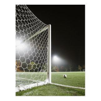 Football 3 postcard