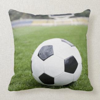 Football 4 throw pillow