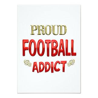 Football Addict Card
