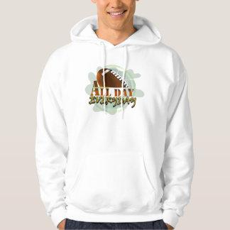 Football All Day Everyday Hooded Sweatshirt