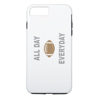 Football All Day Everyday iPhone 8 Plus/7 Plus Case