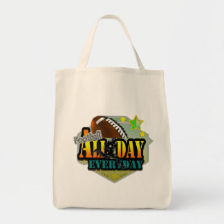 Football All Day Everyday Tote Bag