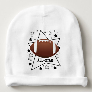 Football All-Star Design Infant Hat