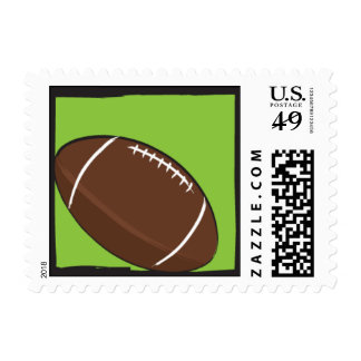 Football All Star Postage