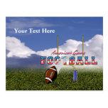 Football – America's Game Design Postcards