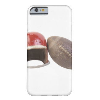 Football and helmet barely there iPhone 6 case