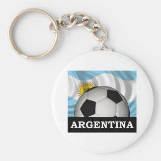 Football Argentina Key Chain