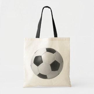 Football art gifts tote bags