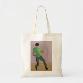 Football Art Tote Bag