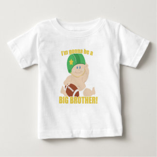 Football Baby Big Brother Kids Infant T-shirt