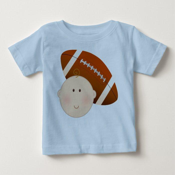 Football Baby Boy Tee Shirt
