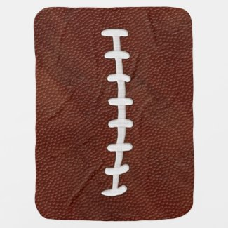 Football Baby Gifts, Football Baby Blanket