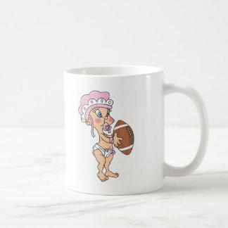 football baby mug