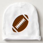 "FOOTBALL Baby | Sports Football Graphic Baby Beanie<br><div class=""desc"">FOOTBALL Baby 