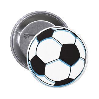 Football badge button