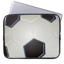 football ball computer sleeve