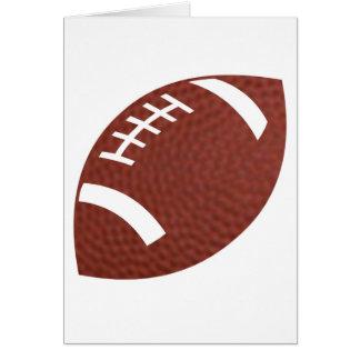 football-ball field team game play player sports card