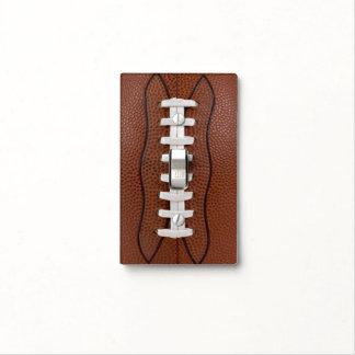 Football Ball Theme Decor Light Switch