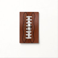 Football Ball Theme Decor Light Switch Switch Plate Covers