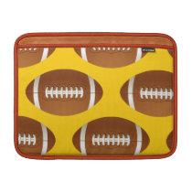 football balls MacBook sleeve