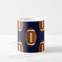 Football Balls Sports Coffee Mug
