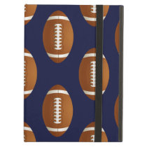 Football Balls Sports Cover For iPad Air