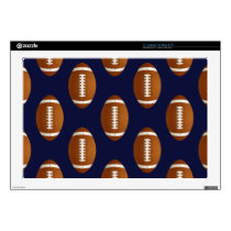 Football Balls Sports Decals For Laptops