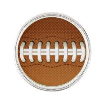 Football Balls Sports Pin