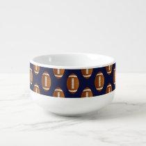 Football Balls Sports Soup Mug