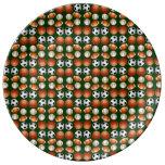 Football Baseball Basketball Soccer Plates Porcelain Plate