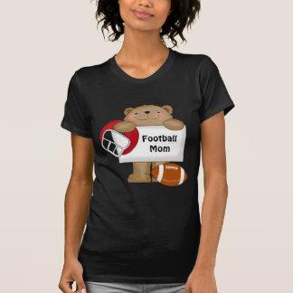 Football Bear Bulletin (customizable) T-Shirt