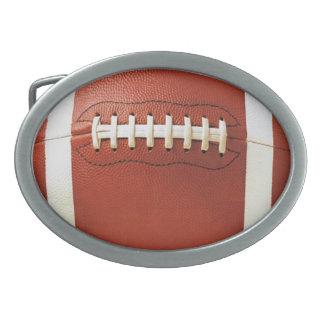 Football Belt Buckle
