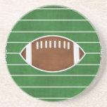 Football Beverage Coaster