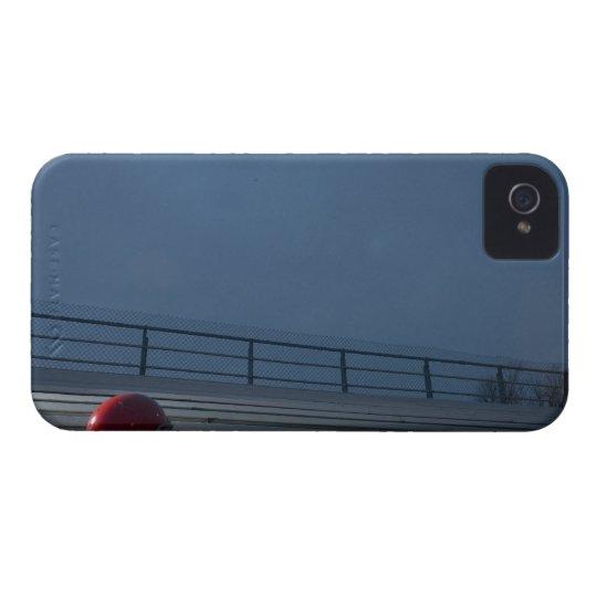 Football bleachers iPhone 4 case