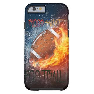 Football (BLOOD SWEAT FOOTBALL) Tough iPhone 6 Case