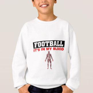 Football Blood Sweatshirt