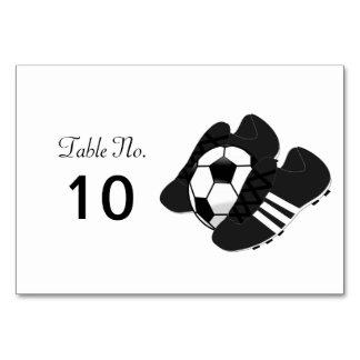Football Boots Card