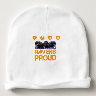 Football Bounceback for Baltimore Fans Baby Beanie
