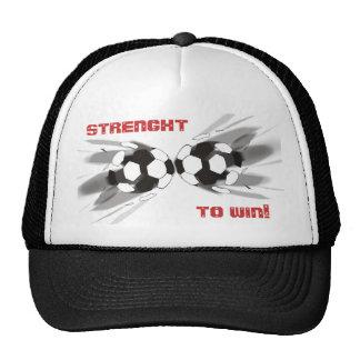 Football Breakdown - Strenght to Win! Trucker Hat