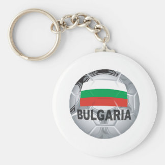 Football Bulgaria Keychain