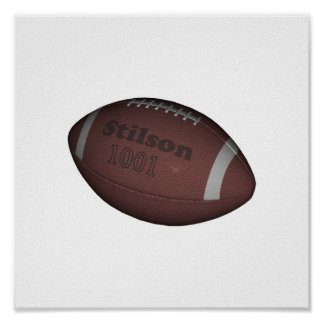 Football by SRF Poster