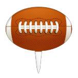 Football Cake Pick