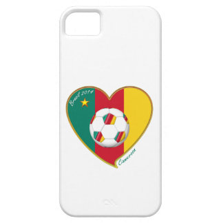 "Football ""CAMEROON"" Soccer Team Soccer of Cameroun iPhone SE/5/5s Case"