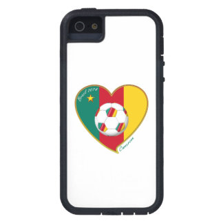 "Football ""CAMEROON"" Soccer Team Soccer of Cameroun iPhone SE/5/5s Case"