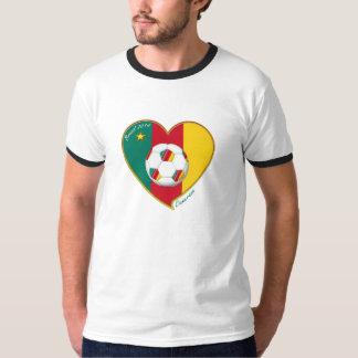 """Football """"CAMEROON"""" Soccer Team Soccer of Cameroun T-Shirt"""
