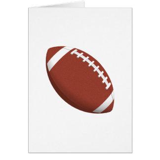 Football! Greeting Card